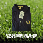 Black Collared Golf Shirt